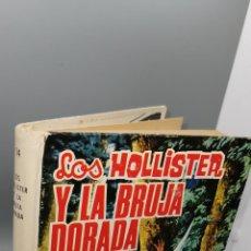 Libros: LOS HOLLISTER Y LA BRUJA DORADA. JERRY WEST. EDICIONES TORAY. Lote 244545780