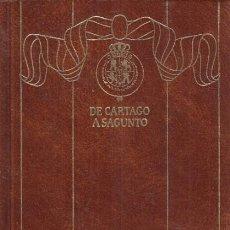 Libros: EPISODIOS NACIONALES Nº45. DE CARTAGO A SAGUNTO - PÉREZ GALDÓS, BENITO. Lote 244560700