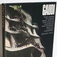 Libros: ANTONI GAUDÍ - VINCA MASINA, LARA. Lote 244575465