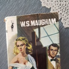 Libros: SERVIDUMBRE HUMANA W.S.MAUGHAM,AÑO 1963 ,500 PAG. Lote 244657065