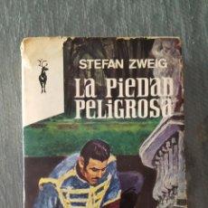 Libros: LA PIEDAD PELIGROSA STEFAN ZWEIG.300 PÁG.AÑO 1966. Lote 244657840