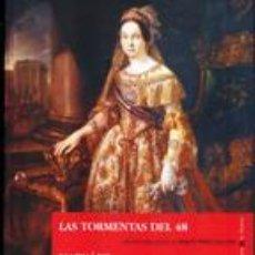 Libros: EPISODIOS NACIONALES 16. LAS TORMENTAS DEL 48 NARVAEZ - BENITO PEREZ GALDOS. Lote 244685565