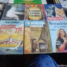 Libros: COLECCIÓN PULGA 10 EJEMPLARES. Lote 244711430