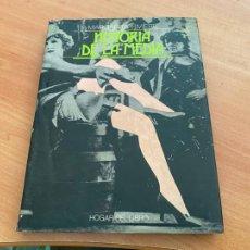 Libros: HISTORIA DE LA MEDIA (MARGARITA RIVIERE) TAPA DURA PRIMERA EDICION 1983 (LB50). Lote 244713995