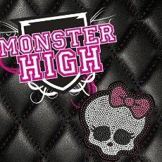 Libros: MONSTER HIGH 1. Lote 244756025