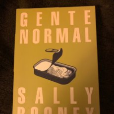 Libros: GENTE NORMAL. SALLY ROONEY. Lote 244782450