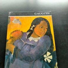 Libros: GAUGUIN. Lote 245054085
