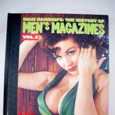 Libros: DIAN HANSON S: THE HISTORY OF MEN S MAGAZINES, VOL 2. Lote 245157575