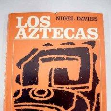 Libros: LOS AZTECAS. Lote 245158840
