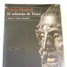 Libros: EL TALISMÁN DE TROYA. Lote 245163820