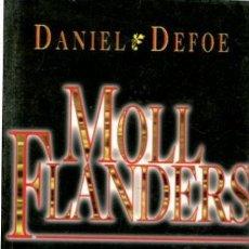 Libros: MOLL FLANDERS. - DEFOE DANIEL.. Lote 245204590