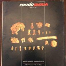 """Libros: RESULTADOS DE """" """"REVISTA RONDA - IBERIA JULIO 1997"""". Lote 245313150"""
