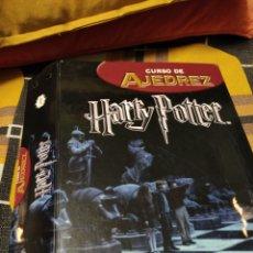 Libros: FASCÍCULOS CURSO AJEDREZ HARRY POTTER. Lote 245497550