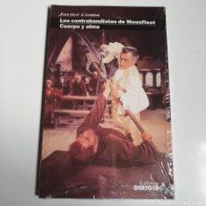 Libros: LOS CONTRABANDISTAS DE MOONFLEET/CUERPO Y ALMA, JAVIER COMA, NUEVO SIN ESTRENAR PRECINTO ORIGINAL.. Lote 245549210