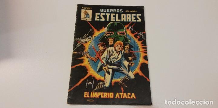V- LA GUERRA DE LAS GALAXIAS STAR WARS GUERRAS ESTELARES EL IMPERIO ATACA Nº 1 MUNDICOMICS (Libros sin clasificar)