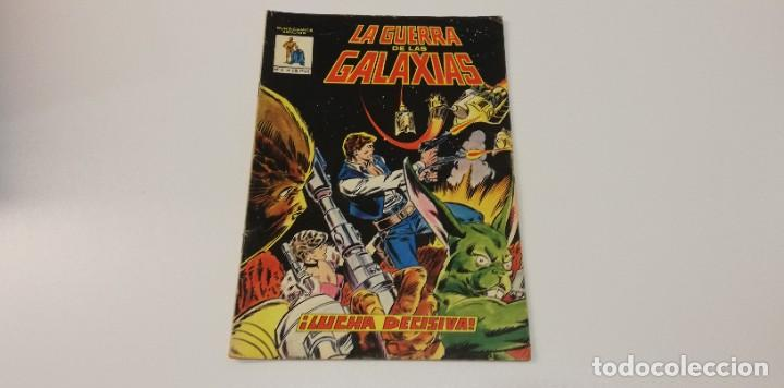 V-COMIC LA GUERRA DE LAS GALAXIAS STAR WARS LUCHA DECISIVA! N5 (Libros sin clasificar)
