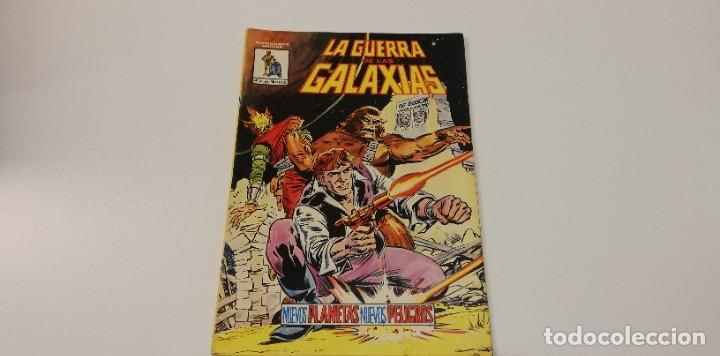 V-COMIC LA GUERRA DE LAS GALAXIAS STAR WARS NUEVOS PLANETAS N4 1981 (Libros sin clasificar)
