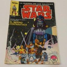 Libros: V- LA GUERRA DE LAS GALAXIAS STAR WARS EL IMPERIO CONTRAATACA Nº 1 COMICS FORUM. Lote 245592465