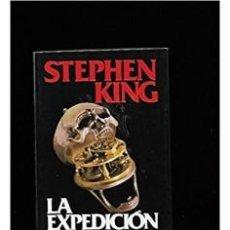 Libros: LA EXPEDICIÓN - KING,STEPHEN. Lote 245763585