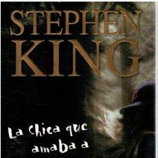 Libros: LA CHICA QUE AMABA A TOM GORDON - STEPHEN KING. Lote 245896590