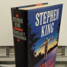 Libros: PESADILLAS Y ALUCINACIONES - STEPHEN KING. Lote 245896675