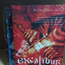 Libros: AS CRONICAS DE ARTUR VOLUMEN 1,2,3 - IDIOMA PORTUGUÉS. Lote 245951750