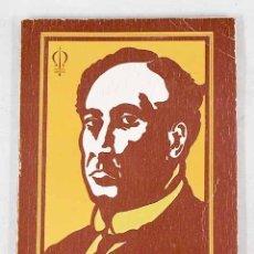 Libros: EL PENSAMIENTO DE ANTONIO MACHADO. Lote 246026520