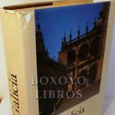 Libros: CAMOSO LAMAS, M. / GONZÁLEZ, V. / REGAL, B. LA ESPAÑA ROMÁNICA. GALICIA. VOLUMEN 2 DE LA COLECCIÓN. Lote 246094755