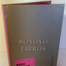 Libros: SCHOPENHAUER, ARTHUR. SOBRE ESCRITURA Y ESTILO. Lote 246094775