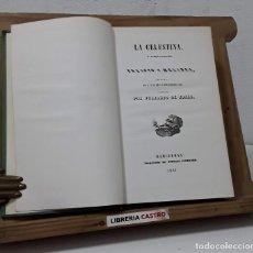 Libros: LA CELESTINA Ó TRAGICOMEDIA DE CALISTO Y MELIBEA (FACSÍMIL) - FERNANDO DE ROJAS. Lote 246299290