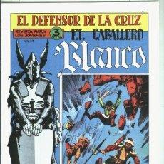 Libros: EL CABALLERO BLANCO, FACSIMIL NUMERO 12: GEOFFROI DE HEURTEBISE. Lote 246411830