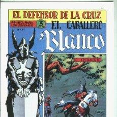 Libros: EL CABALLERO BLANCO, FACSIMIL NUMERO 14: EL TESTAMENTO. Lote 246420910