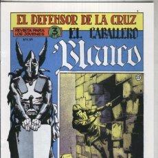 Libros: EL CABALLERO BLANCO, FACSIMIL NUMERO 22: ARRESTO Y EVASION. Lote 246420945