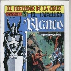 Libros: EL CABALLERO BLANCO, FACSIMIL NUMERO 29: EL REGRESO DE LAZARO. Lote 246421030