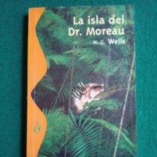 Libros: LIBRO DE H. G. WELLS DEL 2003 - LA ISLA DEL DR. MONREAU - ALIZANDA EDITORIAL. Lote 246479150