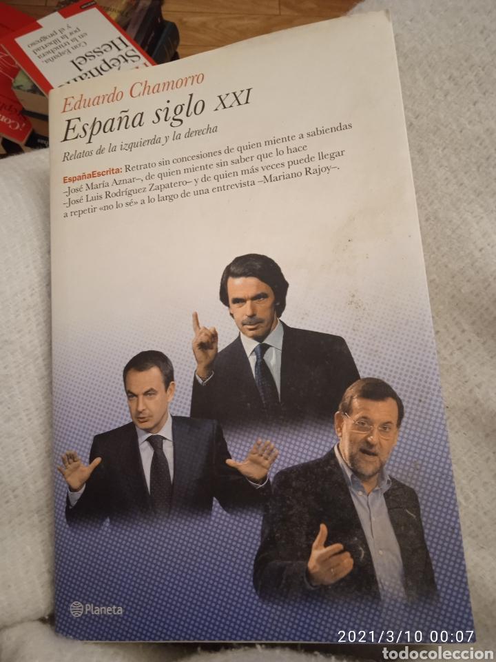 EDUARDO CHAMARRO ESPAÑA SIGLO XXI (Libros sin clasificar)