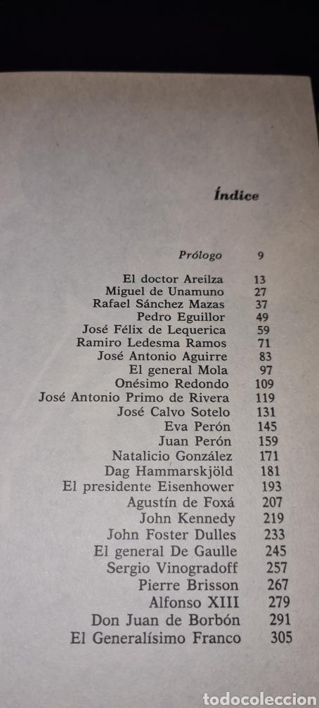 Libros: Así los he visto de José Maria de Areilza - Foto 3 - 246865230