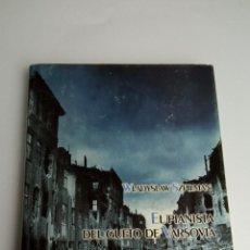 Libros: EL PIANISTA DEL GUETO DE VARSOVIA - SZPILMAN, WLADYSLAW. Lote 236723880