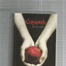 Livros em segunda mão: CREPUSCULO. Lote 247375650