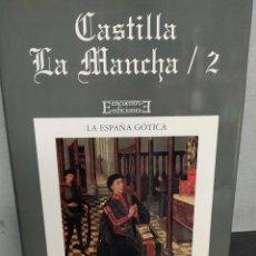 Libros: SUREDA PONS, JOAN. - CASTILLA LA MANCHA 2. LA ESPAÑA GOTICA.. Lote 247388830