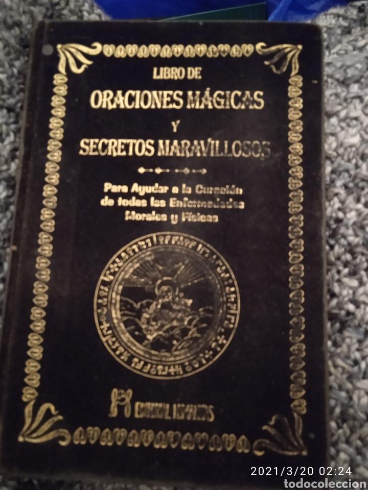 ORACIONES MÁGICAS Y SECRETOS MARAVILLOSOS (Libros sin clasificar)