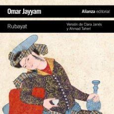 Libri di seconda mano: RUBAYAT - JAYYAM, OMAR. Lote 249640205