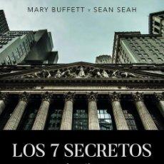Libri di seconda mano: LOS 7 SECRETOS PARA INVERTIR COMO WARREN BUFFETT - MARY BUFFETT. Lote 249782420