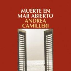 Livros em segunda mão: MUERTE EN MAR ABIERTO - CAMILLERI, ANDREA. Lote 249992815