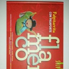 Libros: SILVIA MARÍN - PULPITARRITA CON PASAPORTE (SIN LOS DVD). Lote 250164130