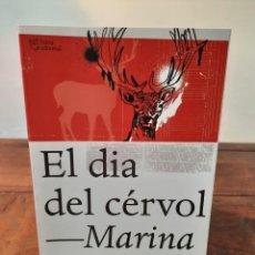 Libros: EL DIA DEL CERVOL - MARINA ESPASA - L'ALTRA EDITORIAL, 2016, 1ª EDICIÓ, BARCELONA. Lote 250216490