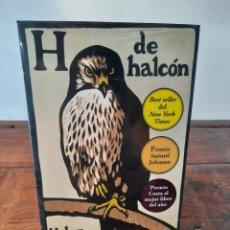 Libros: H DE HALCON - HELEN MACDONALD - ATICO DE LOS LIBROS, 2015, BARCELONA (PRECINTADO). Lote 250229655