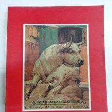 Libros: TOROS EN UTIEL. JOSÉ MARTÍNEZ ORTIZ. PEÑA TAURINA UTIELANA 1994. TAUROMAQUIA. Lote 251477475