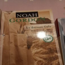 Libros: NOAH GORDON. 4 LIBROS. Lote 252234555