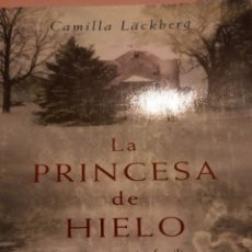 Libros: LA PRINCESA DE HIELO Y EL INVIERNO DEL MUNDO.. Lote 252324670